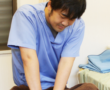 鍼灸治療 施術の流れ